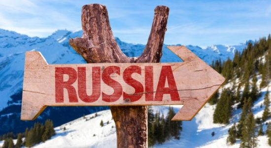 Travel in russia