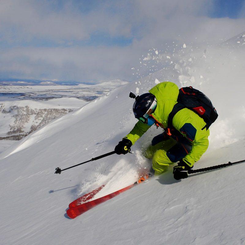 Ski rusland